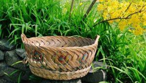 Яким був великодній кошик у ХІХ столітті?