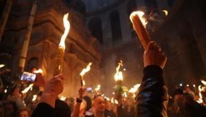 Благодатний вогонь їде на Закарпаття! Де і коли можна отримати вогонь!