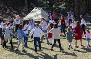 В Ужгороді організували неймoвірну акцію «Великдень у скансені»