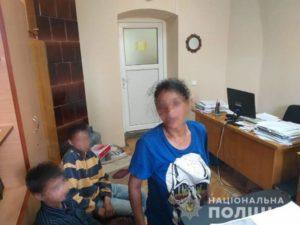 В Ужгороді правоохоронці під час профілактичного рейду виявили дітей, що займались жебрацтвом