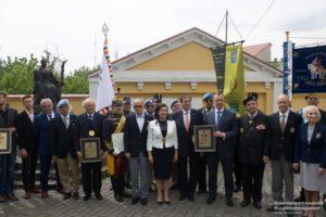 В Ужгороді вручали Орден Марії Терезії (ФОТО)