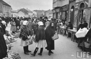 Яким було життя на ярмарках Ужгорода минулого століття?
