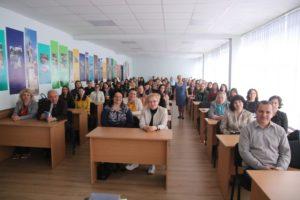 На філологічному факультеті з польською науковицею говорили про дослідження діалектного мовлення