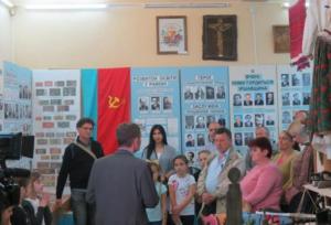 «Голокост на Іршавщині»: В Іршавському музеї відкрили нову експозицію