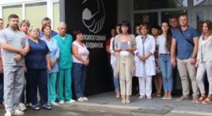 Колектив Ужгородського пологового домігся нового конкурсу на посаду головлікаря