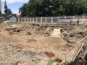 В Ужгороді вивчають можливість інтеграції підвалу у проект будівництва центру