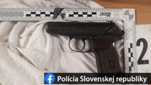 Закарпатські студенти у Словаччині затримані за зберігання зброї та наркотиків