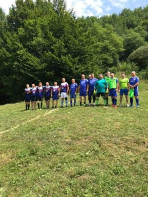 Кубок з гірського карпатського футболу відбувся у Стужиці (фото, відео)