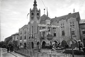 Яким було Мукачево 1944 року? (фото)