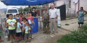 Циган Ужгородщини націлюють на пошук роботи