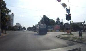 Маршрутчики в Ужгороді їздять як душа забажає