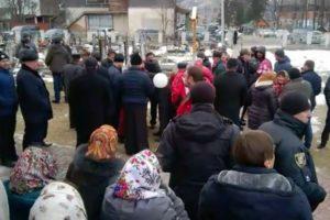 Представники ПЦУ на Рахівщині знову погрожували вбивством благочинному УПЦ