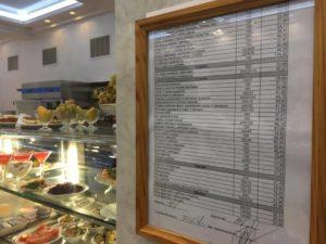 Закарпатські депутати у ВР ласуватимуть  філе сьомги, бутербродами з лососевою ікрою та кебабами