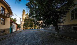 Дивовижний ранок в Ужгороді (фото)