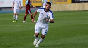 Закарпатець Сергій Булеца, який не потрібен Динамо, забиває на першій хвилині у новому клубі (відео)
