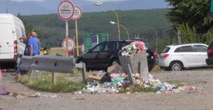 Ужгород тоне у смітті