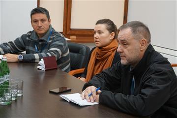 Спостерігачі ОБСЄ завітали в Ужгород