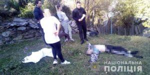 Подробиці вбивства підлітком свого діда на Рахівщині