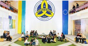 В УжНУ студенти самотужки облаштовують для себе відпочинкову зону