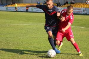 Футбол на Закарпатті: боротьба за бронзу в вищій лізі продовжиться за тиждень