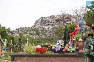 Вже через рік в Ужгороді не буде місця для поховання померлих (ВІДЕО)