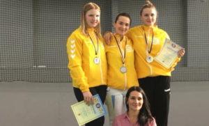 Збірна Закарпаття виборола срібло на Кубку України з фехтування