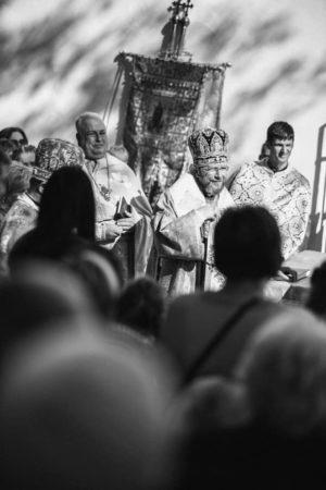 Фоторепортаж святкування Покрови у Горянській Ротонді (фото)