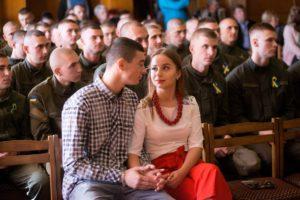 В Ужгороді влаштували концертну програми для учасників АТО (фото)