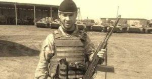 Історія про закарпатського Майка Тайсона – єдиного цигана, який воював на передовій на Сході