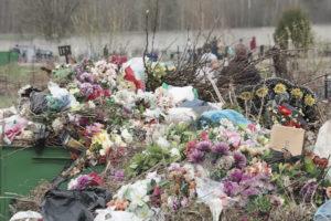"""Не вшановуйте пам'ять померлих """"мертвими квітами"""""""