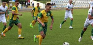 ФК «Ужгород» бере один бал на виїзді у матчі з лідером
