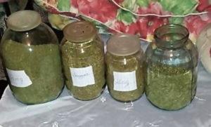 Хтось огірки та помідори закладає, а берегівчанин – марихуану
