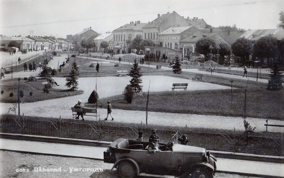 Гарно і просторо! Площа Петефі у 1920-тих роках (фото)