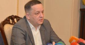 Володимир Зеленський звільнив закарпатця з посади начальника Головного слідчого управління СБУ