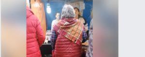 """""""Я навчу їх говорити українською"""", – туристка на фестивалі у Берегові влаштувала скандал (відео)"""