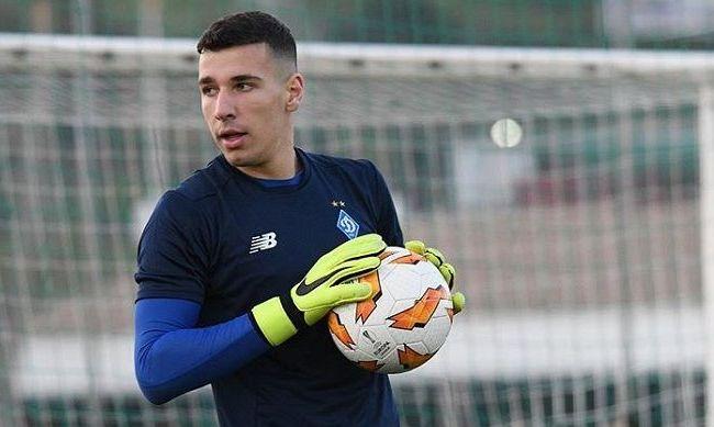 Закарпатець дебютував за основу Динамо Київ