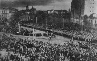 В єдності сила або Соборність 1919: як це було (фото, відео)