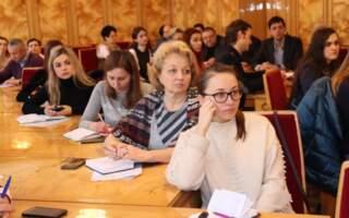 У Закарпатській ОДА провели семінар-тренінг по заповненню декларацій суб'єктами декларування зі змінами 2020