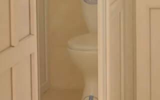 """На Закарпатті побудували, але не """"запустили"""" шкільний туалет за $100 тисяч (відео)"""