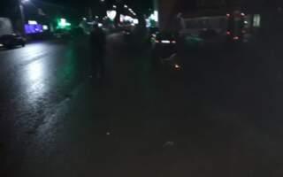 На Рахівщині водій Skoda збив людину та втік (ФОТО)