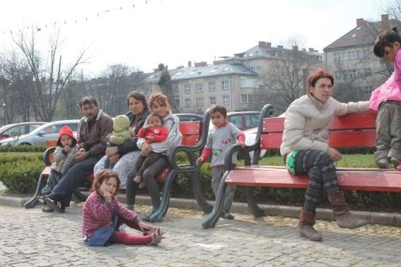 Американці для ромів Ужгорода хочуть облаштувати зелену зону