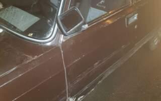 Поліція розшукала водія-втікача, який збив людину у Виноградові