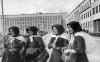 Ужгородські красуні 30-тих років минулого століття