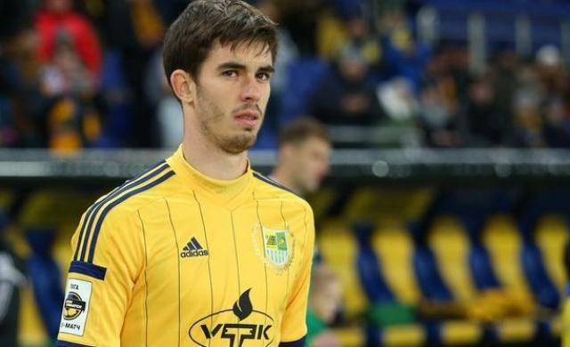 Закарпатця Ігоря Харатіна викликали до національної збірної України