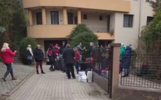 Із Угорщини сьогодні повертається понад сотня українських заробітчан