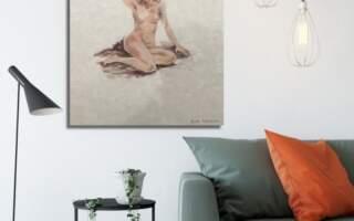Ужгородка виставила свої картини у Нью-Йорку