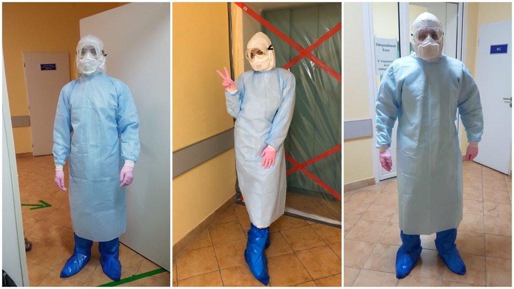 Більшість пацієнтів вважали пандемію вигадкою, поки ця біда не постукала у їхні двері, - студенти-медики про 7 днів роботи із хворими на Covid-19
