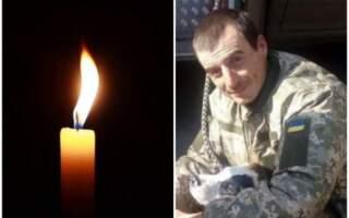 На Донбасі загинув боєць Закарпатської 128-ої бригади
