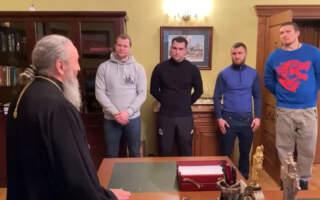 Усика та Ломаченка внесли до бази миротворця