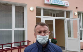 Олексій Петров на Рахівщині відкрив амбулаторію, будівництво якої профінансовано державою (відео)